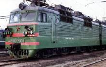 Электровоз ВЛ80С-2002 в депо Аткарск