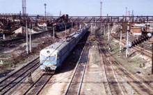 Панорама станции Аткарск