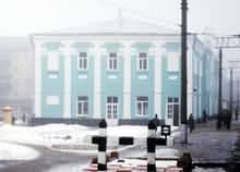 Вокзал ст.Аткарск